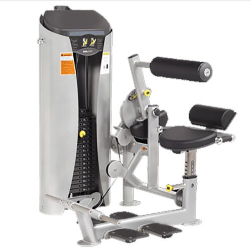 Elevate Dual Station AB Crunch/Low Back ED-106