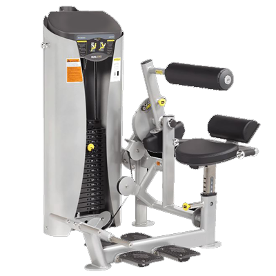 Elevate Dual Station AB Crunch/Low Back ED-107