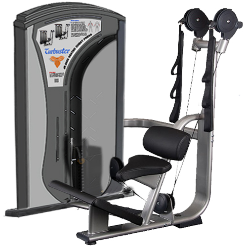 Seated Abdominal Crunch EXP 9011